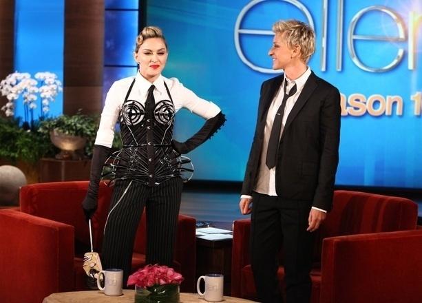 """15.jan.2015 - Vale lembrar que """"The Ellen DeGeneres Show"""" atualmente é um dos programas mais vistos nos Estados Unidos."""