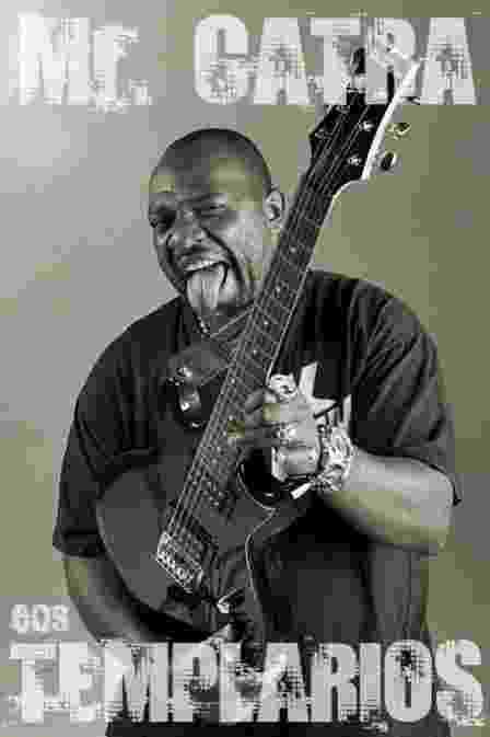 O cantor de funk Mr. Catra vai lançar um disco de rock - Reprodução/Facebook