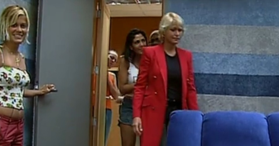 "Xuxa participa do ""BBB1"""