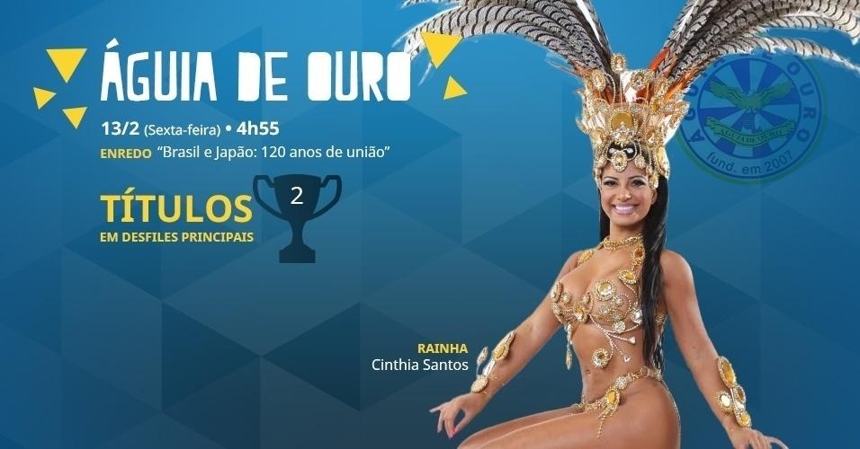 Carnaval 2015 - Águia de Ouro