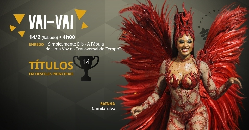 carnaval 2015 - vai-vai