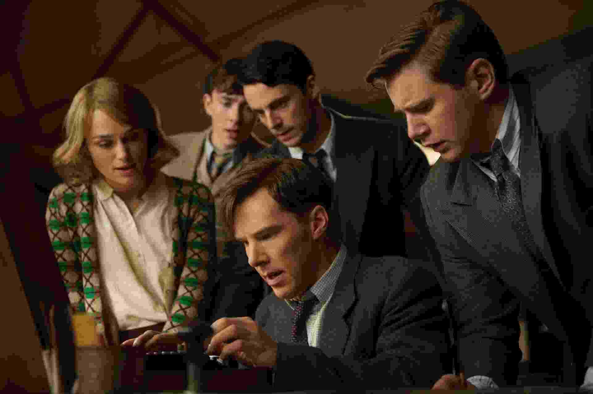 """Cena do filme """"Jogo da Imitação"""", do diretor Morten Tyldum - Divulgação/Diamond Films"""