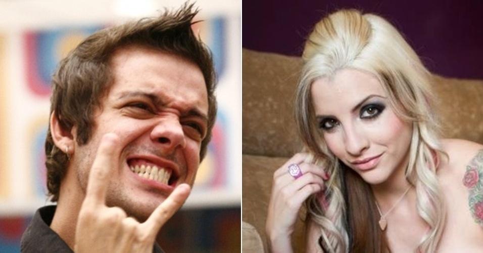 Ex-BBBs Max e Clara Aguiar eram amigos antes do reality
