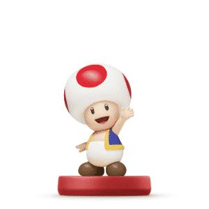 O personagem Toad, de Mario Kart - Divulgação - Divulgação