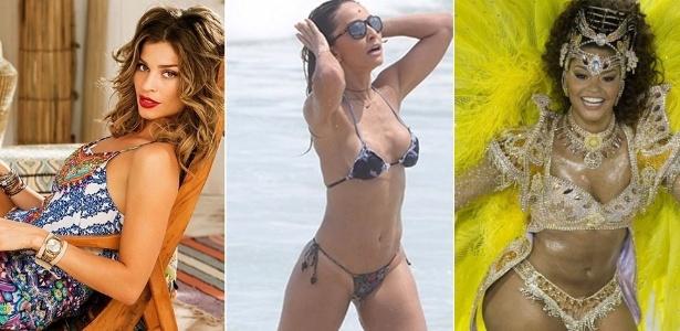 """Grazi Massafera, Sabrina Sato e Juliana Alves se deram bem depois do """"BBB"""""""