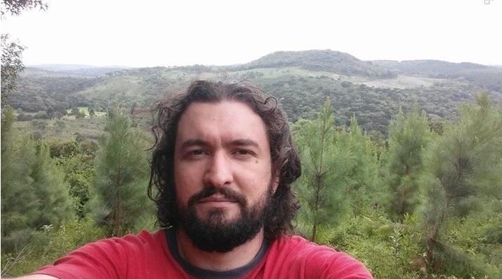 """Marco Marcon, participante do """"BBB15"""""""