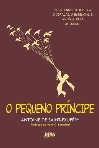 """Capa da edição de """"O Pequeno Príncipe"""", da editora L&PM, com tradução de Ivone Benedetti"""