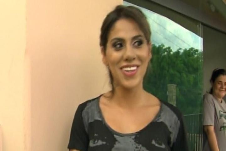 Vanessa Mesquita usou o cachê que ganhou da revista