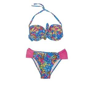 fb5788da73ff Moda praia emagrecedora: veja biquínis e maiôs que disfarçam as gordurinhas