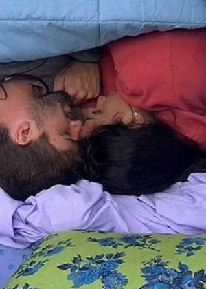 """Rafael e Talita: primeiro casal do """"BBB15"""""""