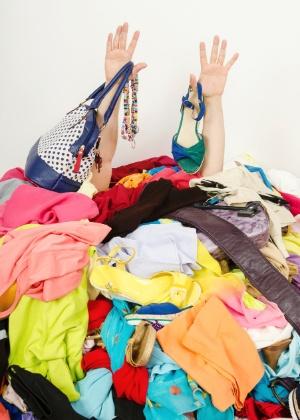Viver no meio da bagunça rouba algo precioso de você: tempo - Getty Images
