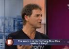 """Sylvinho Blau-Blau fala sobre drogas e diz fazer parte da """"burguesia"""" - Reprodução/Facebook/tvgazetaoficial"""