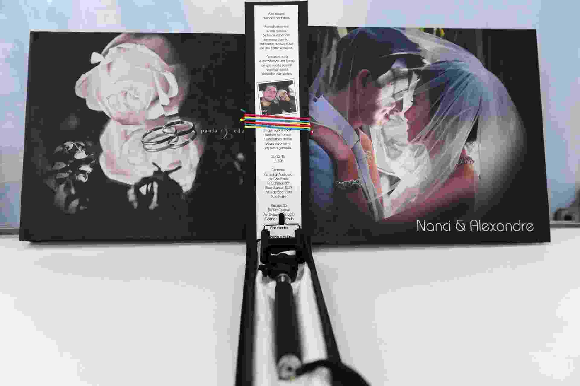 Expo Noivas e Festas 2015 - pau de selfie - Foto Studio Equipe - Junior Lago/UOL