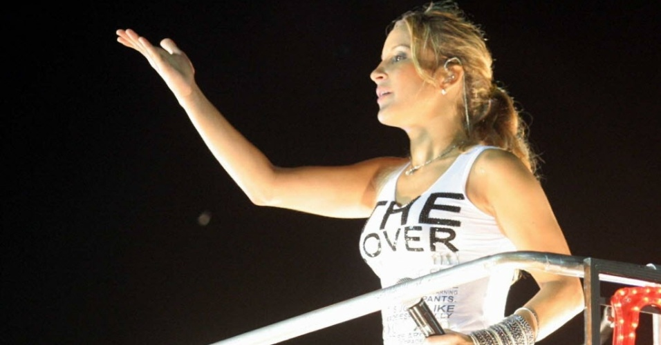 Claudia Leitte se despede do Babado Novo