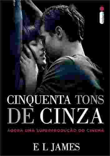 """Capa do livro """"50 tons de cinza"""" - EL James - Divulgação"""