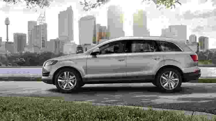 Audi Q7 - Divulgação - Divulgação
