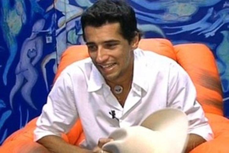 "Alberto Pimentel, o Caubói do ""BBB7"""