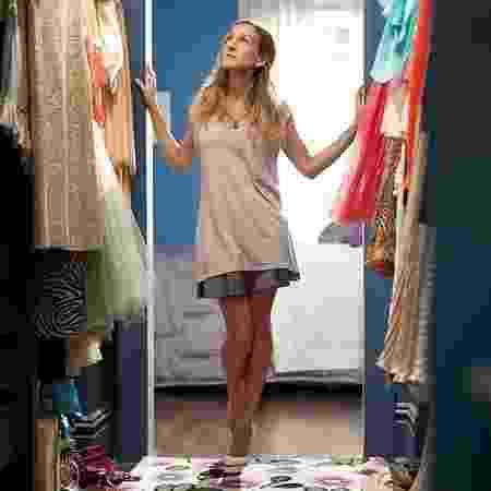 Os guarda-roupas mais cobiçados das personagens de TV - Carrie Bradshaw - Reprodução