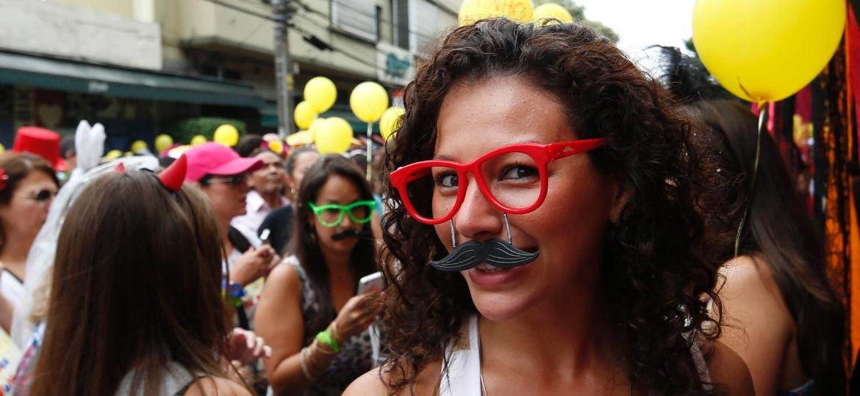 Blocos de Carnaval terão restrições para desfilar pelos bairros de Pinheiros e na Vila Madalena, principalmente nas vias maiores - Junior Lago/UOL