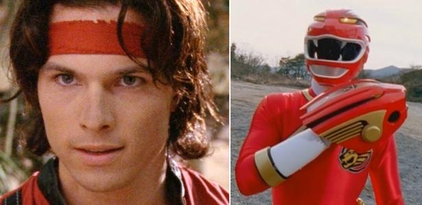 """O ator Ricardo Medina Jr., que vivia o Ranger Vermelho em """"Power Rangers Wild Force"""" - Reprodução"""