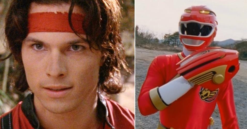 """O ator Ricardo Medina Jr., que vivia o Ranger Vermelho no seriado """"Power Rangers Wild Force"""""""