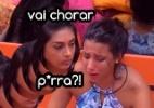 Pós-paredão tem briga, choro e causadeiragem por causa de voto - Reprodução/TV Globo/Montagem Diva Depressão