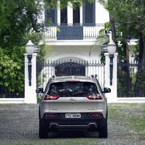 Jeep Cherokee Limited - Murilo Góes/UOL