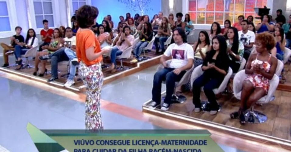 4.fev.2015 - Fátima Bernards