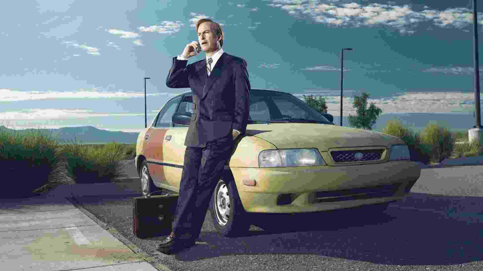 """Bob Odenkirk vive o protagonista Saul Goodman na série """"Better Call Saul"""", exibida no Brasil pela Netflix - Divulgação"""