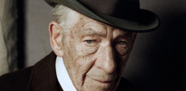 O ator Ian McKellen volta a trabalhar sobre a obra de William Shakespeare - Divulgação