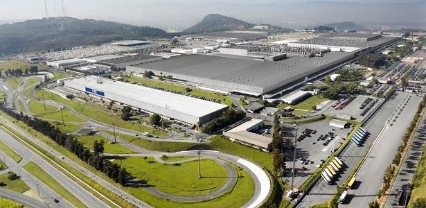 Fábrica da Fiat em Betim é a segunda maior do mundo e a maior do Brasil - Divulgação
