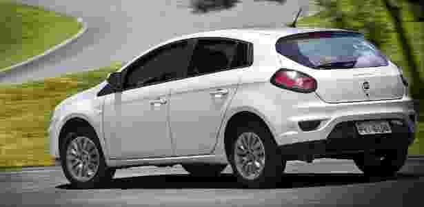 Fiat Bravo Essence 2016 traseira - Divulgação - Divulgação
