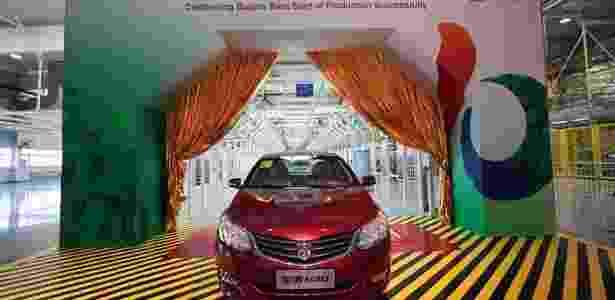 General Motors, Saic e Wuling abriram recentemente uma fábrica em Liu-chou, na China - Divulgação - Divulgação