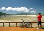 Passeio de bicicleta explora Floripa por todos os lados - Eduardo Vessoni/UOL