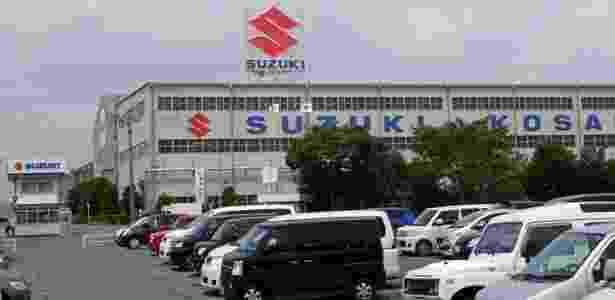 Suzuki em Shizuoka, maior fábrica de automóveis do Japão - Divulgação - Divulgação