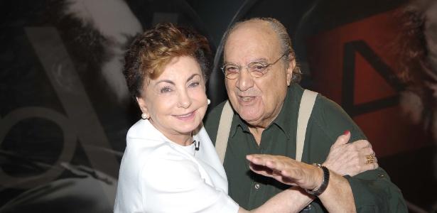 """Beatriz Segall é entrevistada por Antônio Abujamra no programa """"Provocações"""""""