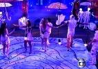"""Veja fotos da 4ª eliminação do """"BBB15"""" - Reprodução / TV Globo"""