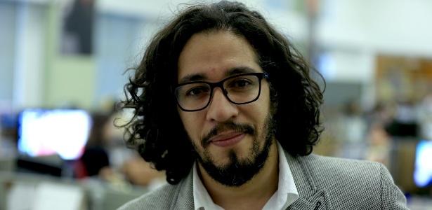 Jean Wyllys esteve na redação do UOL, em São Paulo