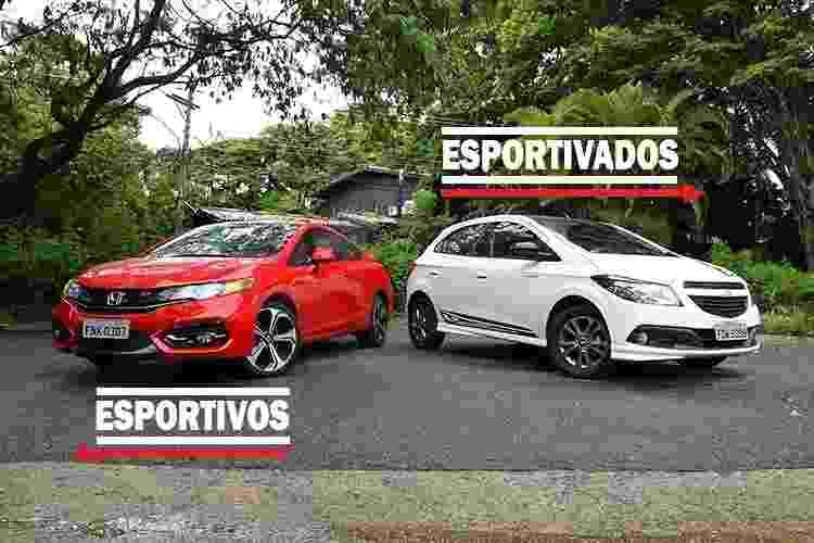 Esportivos vs. Esportivados - Murilo Góes/UOL