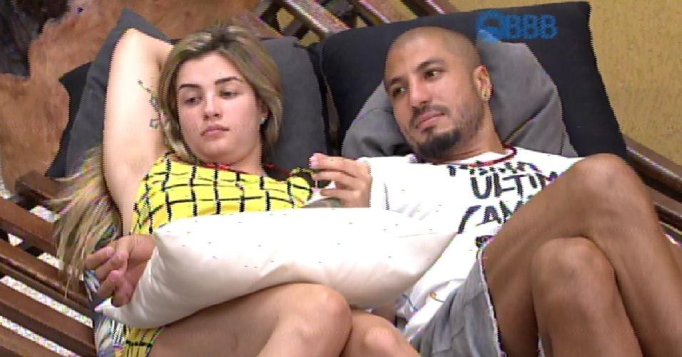 8.fev.2015 - Fernando critica Rafael
