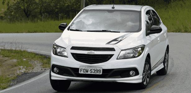 Chevrolet Onix Effect - Murilo Góes/UOL - Murilo Góes/UOL