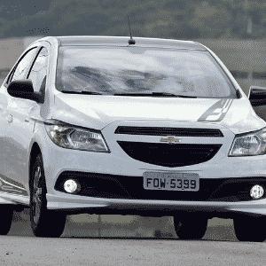 Chevrolet Onix Effect - Murilo Góes/UOL