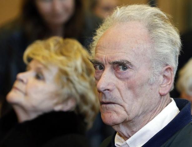 O eletricista aposentado Pierre Le Guennec, acusado de ocultar obras de Pablo Picasso - Eric Gaillard/Reuters