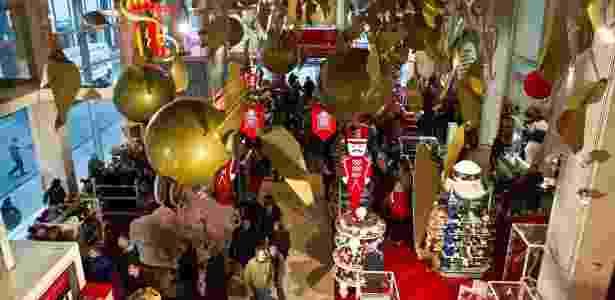 Tradicional loja de brinquedo FAO Schwarz em Nova York - Paula Lobo/Folhapress