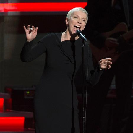 Annie Lennox, cantora do Eurythmics  - Mario Anzuoni/Reuters