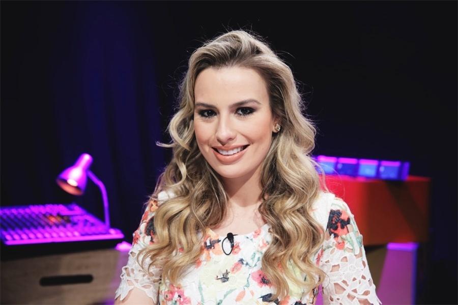 Fernanda Keulla, vencedora do BBB13, participa do UOL Vê TV especial BBB