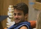 """Rafael diz que ex-BBB André é gay e modelo rebate: """"Fofoca barata"""" - Reprodução/TV Globo"""