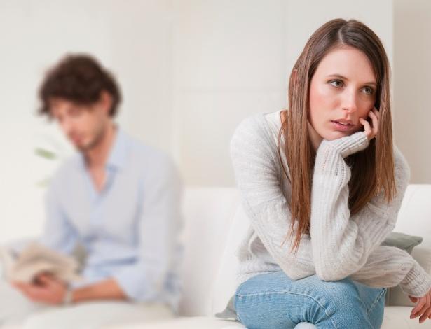Esperar que o par adivinhe o que você quer pode impedir a sua felicidade - Getty Images
