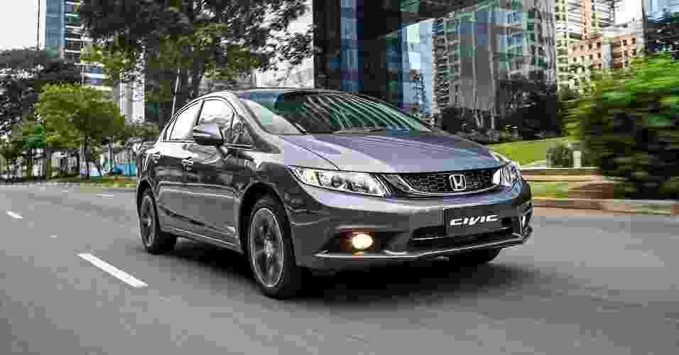 Honda Civic EXR 2016 - Divulgação