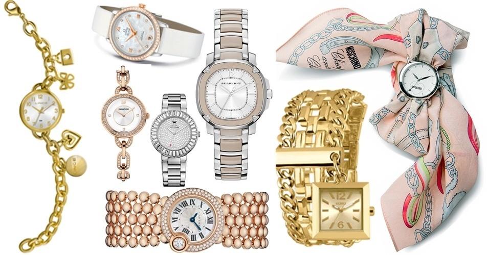 e08ad9a54fb8f Relógios que são verdadeiras joias chegam a custar R  195 mil  veja seleção  - BOL Fotos - BOL Fotos